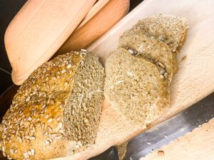 Read more about the article Karotten-Zucchini-Brot