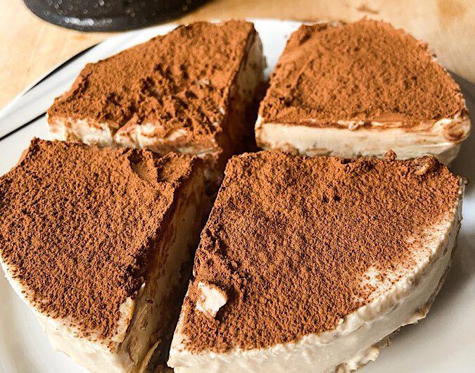 Kokos-Nuss-Dessert