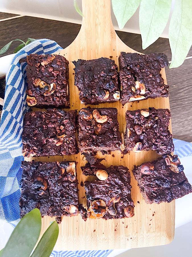 Gesunde Brownies – ohne Zucker