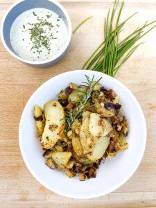 Klassische Bratkartoffeln – knusprig und schmackhaft