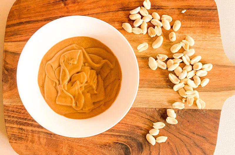 Erdnuss-Sauce für Bowl, Wraps, Nudeln & Co.