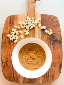 Read more about the article Beste Erdnuss-Sauce – nur 3 Zutaten